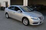 2015 Nissan Pulsar B17 ST Silver Continuous Variable Sedan Brompton Charles Sturt Area Preview