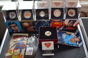 Superman Complete Set 2013
