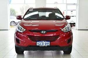 2014 Hyundai ix35 LM Series II Active (FWD) Remington Red 6 Speed Automatic Wagon Morley Bayswater Area Preview