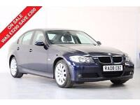 2008 BMW 320D SE | FULL BMW SERVICE HISTORY | £121.34 A MONTH