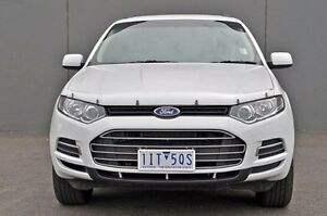 2014 Ford Territory SZ TX Seq Sport Shift White 6 Speed Sports Automatic Wagon Cranbourne Casey Area Preview