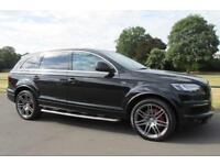 Audi Q7 3.0TDI ( 237bhp ) Tiptronic quattro S Line ***FINANCE AVAILABLE***