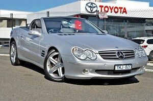 2005 Mercedes-Benz SL350 Silver Sports Automatic Roadster Keysborough Greater Dandenong Preview