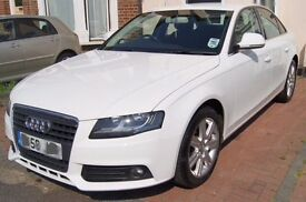 Audi A4 SE CVT TDi Multitronic Auto *White* Low Mileage Drives & Looks Like New