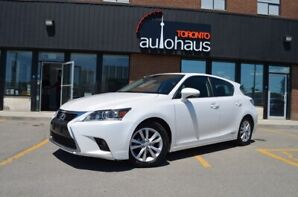 2017 Lexus CT 200h,HWY KM,Excellent Condition,Leather,Cam