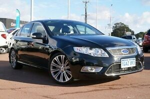 2010 Ford Falcon FG G6E Turbo Black 6 Speed Sports Automatic Sedan Wilson Canning Area Preview