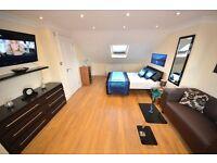 ♦◄ CLASSY ENSUITE Kingsize inc HDTV+SOFA in Premium House.In Leytonstone Near Zone1 on CentralLine►♦