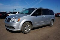 2012 Dodge Grand Caravan STOW AND GO REAR AIRSpecial! Was $16995