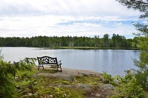 2 Bedroom Home on Windfall Lake with 34 Acres