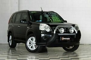 2012 Nissan X-Trail T31 ST Black 6 Speed Automatic Wagon Burleigh Heads Gold Coast South Preview