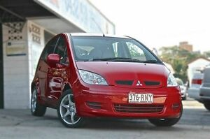 2004 Mitsubishi Colt Red Automatic Hatchback Wacol Brisbane South West Preview
