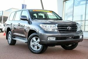 2012 Toyota Landcruiser VDJ200R MY12 Altitude Graphite 6 Speed Sports Automatic Wagon Wangara Wanneroo Area Preview
