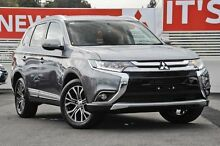 2015 Mitsubishi Outlander ZK MY16 LS 2WD Titanium 6 Speed Constant Variable Wagon Wilson Canning Area Preview