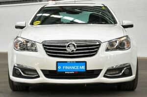 2014 Holden Calais VF MY14 V White 6 Speed Sports Automatic Sedan