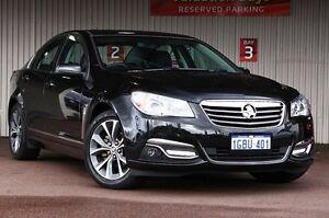 2013 Holden Calais VF MY14 Phantom Black 6 Speed Sports Automatic Sedan Northbridge Perth City Area Preview
