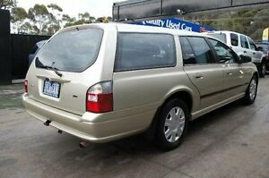 2006 Ford Falcon BF XT Champagne 4 Speed Auto Seq Sportshift Wagon Upper Ferntree Gully Knox Area Preview