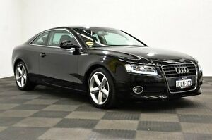 2010 Audi A5 8T MY10 Multitronic Black 8 Speed Constant Variable Coupe Thornlie Gosnells Area Preview