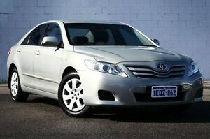 2009 Toyota Camry ACV40R MY10 Altise Silver 5 Speed Automatic Sedan Maddington Gosnells Area Preview