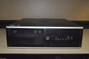 HP Compaq 6300 Pro - Core i5 3570 3.4 GHz Quad-core.10gb of ram.new 128 SSD Drive