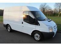 2013 (13) Ford Transit 2.2TDCi (100PS) (EU5) 300L Med Roof Van 300 SWB