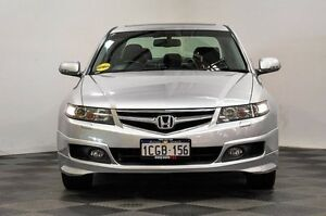 2006 Honda Accord Euro CL MY2006 Luxury Silver 5 Speed Automatic Sedan Edgewater Joondalup Area Preview