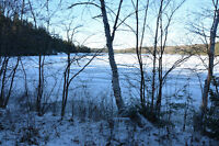 17 acres of forest 1290' on Lauzon lake near Algoma Mills