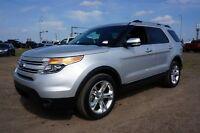 2014 Ford Explorer 4WD LIMITED $271  b/w  Zero Down Car Loans