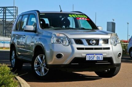 2011 Nissan X-Trail T31 Series IV ST Silver 1 Speed Constant Variable Wagon East Rockingham Rockingham Area Preview