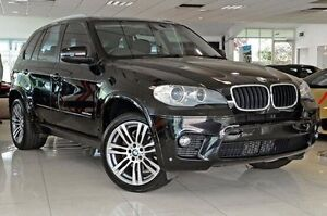 2013 BMW X5 E70 MY1112 xDrive30d Steptronic Black 8 Speed Sports Automatic Wagon Dandenong Greater Dandenong Preview