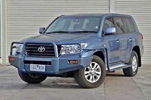 2007 Toyota Landcruiser VDJ200R GXL Blue 6 Speed Sports Automatic Wagon Frankston Frankston Area Preview