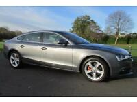 2012 (62) Audi A5 2.0TD ( 163ps ) Sportback SE Technik ***FINANCE AVAILABLE***