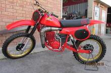 HONDA  CR250R  -  1980  -  $10,500 (Full Restoration) Forrestfield Kalamunda Area Preview