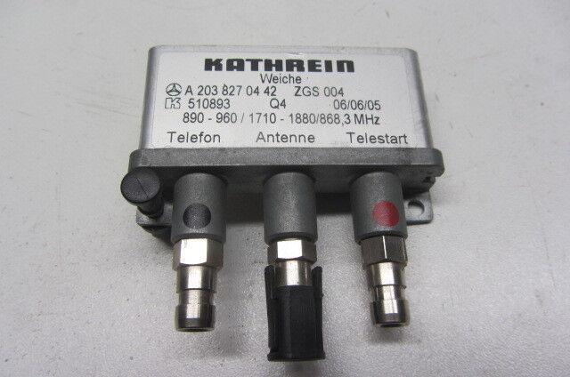 MERCEDES W211 W203  W220  Antennenweiche Antenne Weiche Steuergerät A2038270442