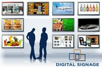 Affordable digital signage system!