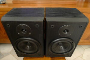 Infinity Reference E L Speakers 60 Watts 6 Ohms