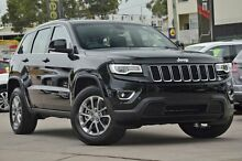 2015 Jeep Grand Cherokee WK MY15 Laredo Black Forest 8 Speed Sports Automatic Wagon Blacktown Blacktown Area Preview