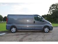 Vauxhall Vivaro 2.0 CDTi 2900 Sportive Euro 5 115ps Long Wheel Base Panel Van