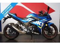 2017 17 SUZUKI GSX250 R GSXR 250 MOTO GP ***BRAND NEW***
