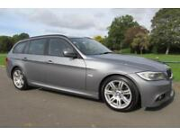 2010 (10) BMW 320 2.0TD d M Sport Touring ***CREDIT/DEBIT CARDS ACCEPTED***