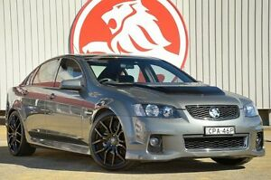 2011 Holden Commodore VE II MY12 SS Grey 6 Speed Sports Automatic Sedan Lansvale Liverpool Area Preview