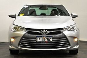 2015 Toyota Camry ASV50R Altise Silver 6 Speed Sports Automatic Sedan Edgewater Joondalup Area Preview