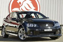 2009 Holden Commodore VE MY09.5 SV6 Black 5 Speed Sports Automatic Sedan Lansvale Liverpool Area Preview