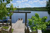 Rabbit Lake/Temagami Dream Builders Cottage For Sale!