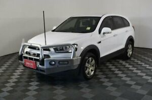 2018 Holden Captiva CG MY18 LS 2WD White 6 Speed Sports Automatic Wagon Arndell Park Blacktown Area Preview