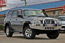 2002 Nissan Patrol GU III MY2002 ST Plus Grey 4 Speed Automatic Wagon Hillcrest Logan Area Preview