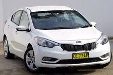 2013 Kia Cerato YD MY13 S White 6 Speed Sports Automatic Sedan Blacktown Blacktown Area Preview