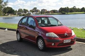 2004 Citroen C3 Exclusive Red 4 Speed Automatic Hatchback Croydon Burwood Area Preview
