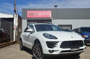 2015 Porsche Macan MY15 S Polar White 7 Speed Auto Dual Clutch Wagon North Curl Curl Manly Area Preview