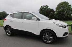 2013 (63) Hyundai ix35 1.7CRDi ( 115ps ) ( NAV ) SE ***FINANCE AVAILABLE***