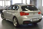 2015 BMW 120i F20 LCI M Sport Steptronic Glacier Silver 8 Speed Sports Automatic Hatchback Chatswood Willoughby Area Preview
